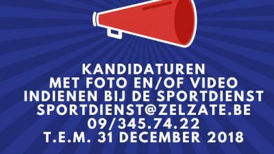 sportlaureaten 2018 -