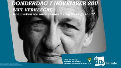 lezing Paul Verhaeghe -