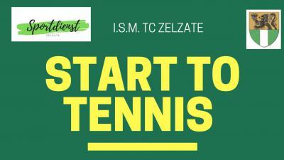 start to tennis -