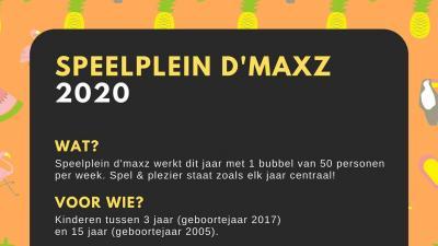 speelpleinwerking D'Maxz -
