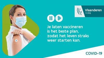 Hoge Wal in Ertvelde wordt vaccinatiecentrum voor Zelzate -
