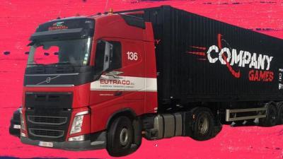 Containergames komen naar Zelzate op 12 en 13 juni -