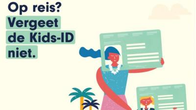 Op reis? Vergeet de Kids-ID niet! -