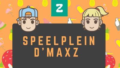 Deze zomer opnieuw ravotten op speelplein D'Maxz -