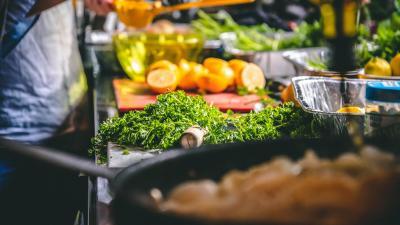 Workshops rond voedselverspilling en koken met restjes -