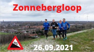 Eerste editie van unieke Zonnebergloop -