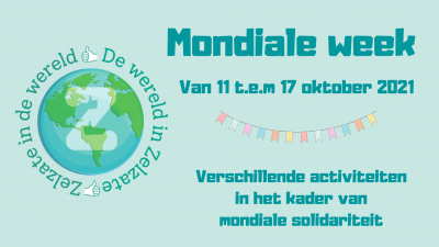 Zelzate organiseert mondiale week: ontdek de wereld in Zelzate! -