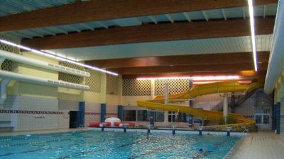 Zwembad -