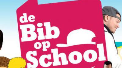 De bib op school -