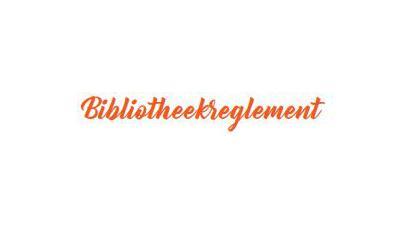 Reglement -