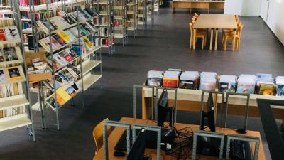 Bibliotheek -